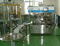 The equipment for Retort Pouch production